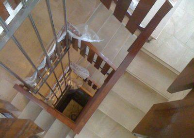 Pulido Escaleras Mármol